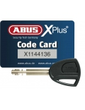 ABUS 1025 Granit Steel-O-Flex X-Plus