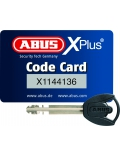 ABUS 1060 City Chain X-Plus 110 см