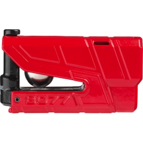 ABUS 8077 Granit Detecto X-Plus Red
