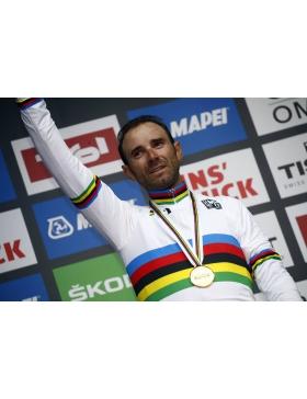 Алехандро Вальверде – новий чемпіон світу з шосейного велоспорту!