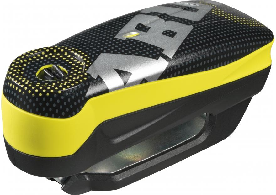 ABUS 7000 Detecto RS1 Pixel Yellow