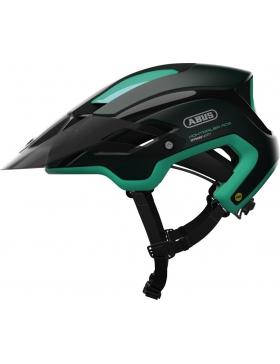 ABUS MonTrailer ACE MIPS Smaragd Green