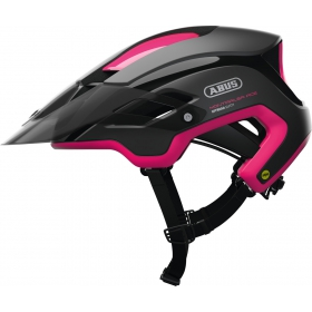 ABUS MonTrailer ACE MIPS Fuchsia Pink