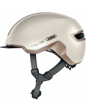 ABUS HUD-Y ACE Champagne Gold