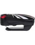 ABUS 7000 Detecto RS1 Flame Black