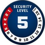 ABUS Рівень захисту 5